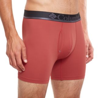 Men's Columbia Performance Mesh Boxer Briefs