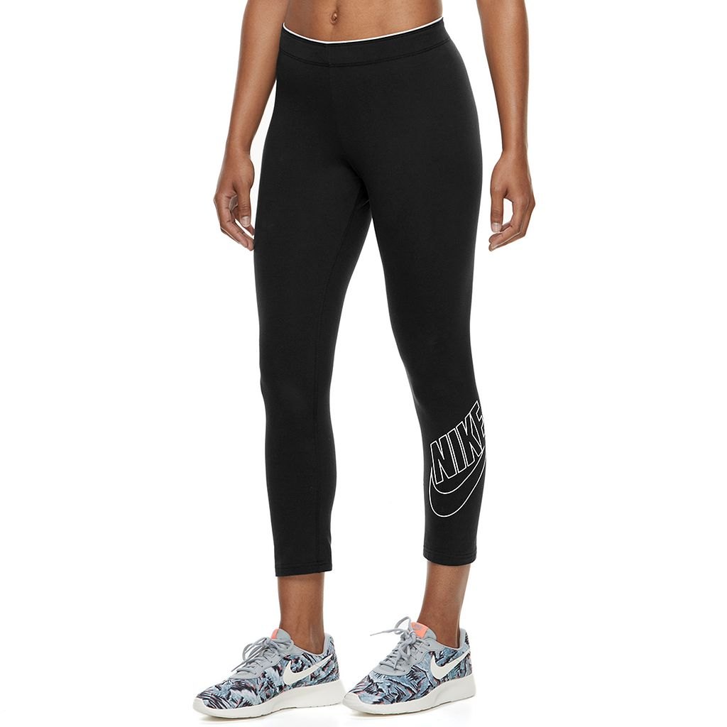 Women's Nike Futura Graphic 3/4 Tights
