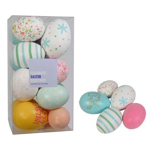 Celebrate Easter Together Artificial Egg Filler 15-piece Set