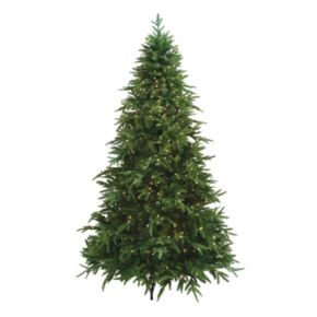 General Foam Plastics 7.5-ft. Pre-Lit Ultima Artificial Christmas Tree