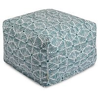 Majestic Home Goods Charlie Pouf Ottoman