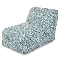 Majestic Home Goods Charlie Beanbag Chair Lounger