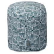 Majestic Home Goods Charlie Small Pouf Ottoman