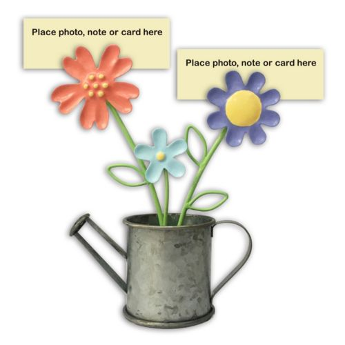 Celebrate Easter Together Watering Can Photo Clip