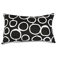 Majestic Home Goods Fusion Oblong Throw Pillow