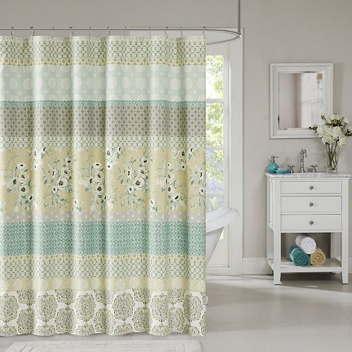 Madison Park Felicity Shower Curtain