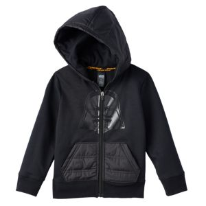 Boys 4-7x Star Wars a Collection for Kohl's Darth Vader Quilted Hoodie