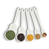 Fred & Friends M-Spoon 5-pc. Measuring Spoon Set