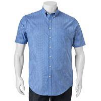Big & Tall Croft & Barrow® True Comfort Classic-Fit Stretch Button-Down Shirt