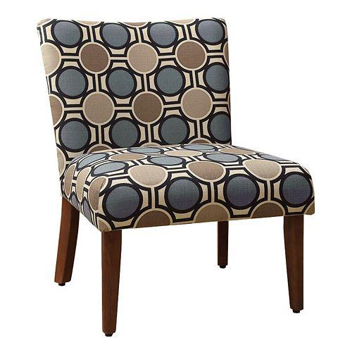 HomePop Geometric Parson Chair