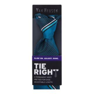 Men's Van Heusen Tie Right Patterned Pre-Tied Tie