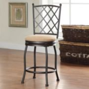 HomePop Tristan Counter Stool