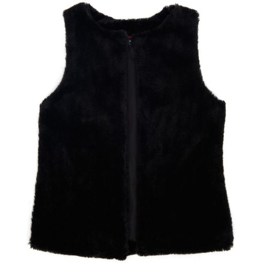 Girls 4-6x French Toast Faux-Fur Vest