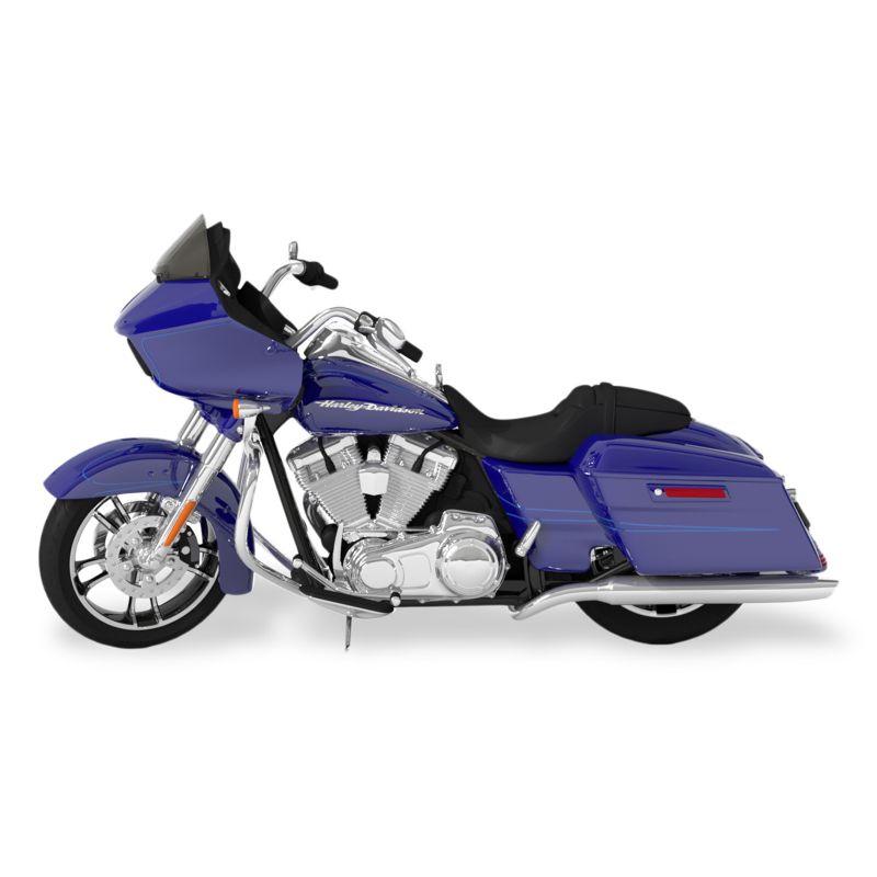 Harley-Davidson Motorcycle Milestones #18 2015 Road Glide Special 2016 Hallmark Keepsake Christmas Ornament, Black