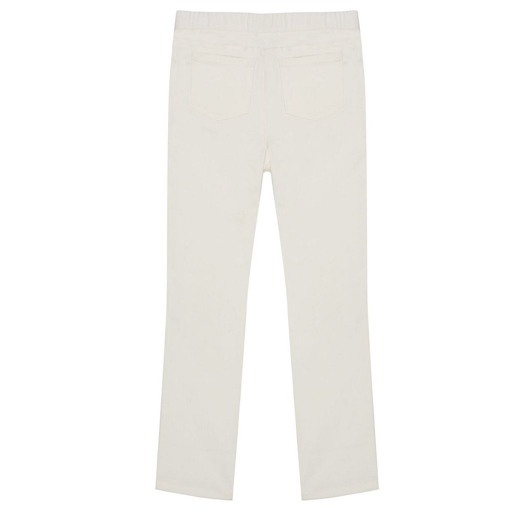 Girls 4-6x French Toast Twill Skinny Pants