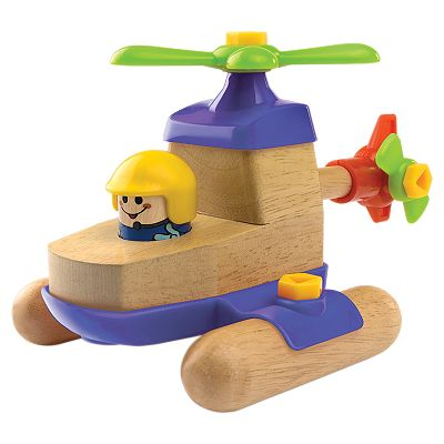 Fun N Jump Toys Jr. Mechanic Build-A-Chopper