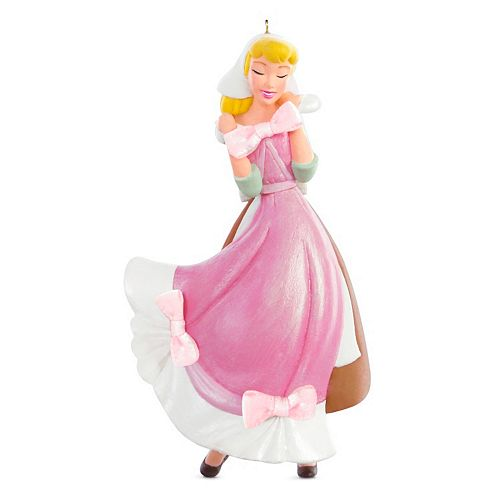 Disney's Cinderella A Dream Is A Wish Your Heart Makes 2016 Hallmark Keepsake Christmas Ornament