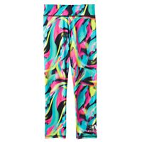 Girls 4-6x adidas Gradient Chevron Leggings