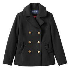 Girls Peacoat Kids Outerwear Clothing | Kohl&39s