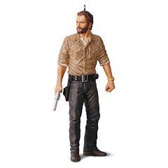 The Walking Dead Rick Grimes 2016 Hallmark Keepsake Christmas Ornament