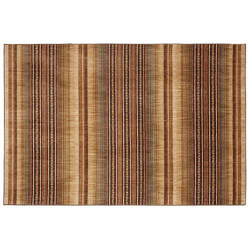 Mohawk® Home Heritage Knotts Blanket SmartStrand Striped Rug