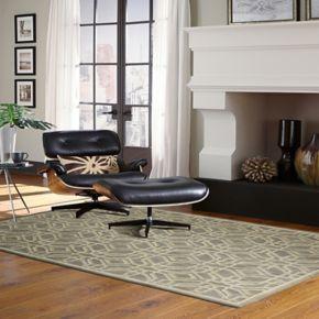 Mohawk® Home Reflections Abbot SmartStrand Geometric Rug