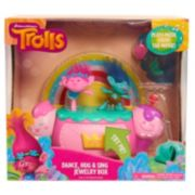 Dreamworks Trolls Dance, Hug & Sing Jewelry Box