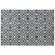 Mohawk® Home Palladium Carved Tiles EverStrand Rug