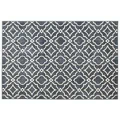 Mohawk® Home Palladium Carved Tiles EverStrand Rug