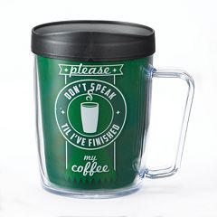 Signature Tumblers Monday Coffee 'Don't Speak' 18-oz. Insulated Coffee Mug