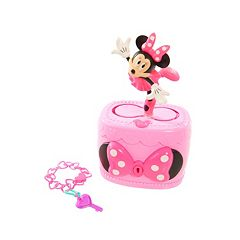Disney's Minnie Mouse Bow-Tique Musical Jewelry Box