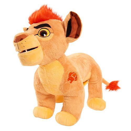Disney's The Lion Guard Kion Leap N' Roar Plush