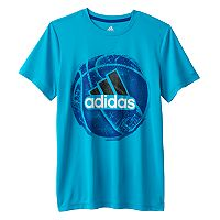 Boys 8-20 adidas Sports Ball Logo Tee