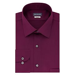 Men's Van Heusen Classic-Fit Solid Dress Shirt
