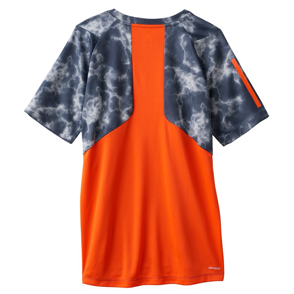 Boys 8-20 adidas Smoke Screen Training Tee