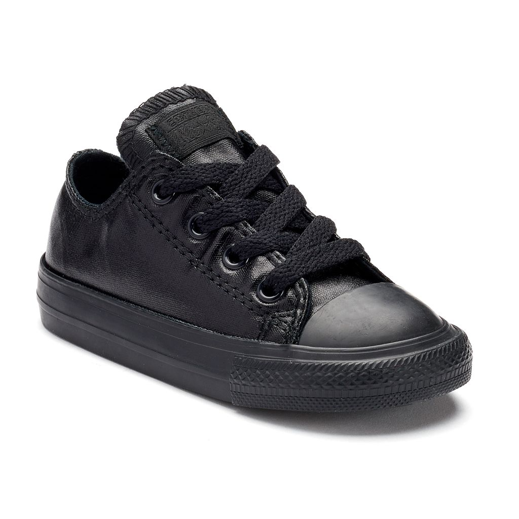 Toddler Converse Chuck Taylor All Star Waxed Canvas Shoes