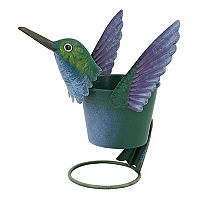Celebrate Spring Together Outdoor Hummingbird Citronella Candle