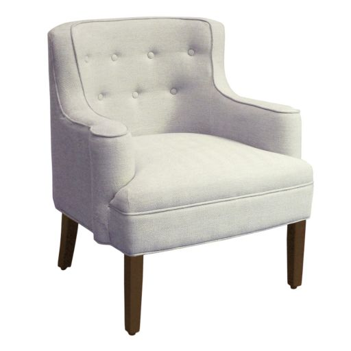 HomePop Audrey Accent Chair