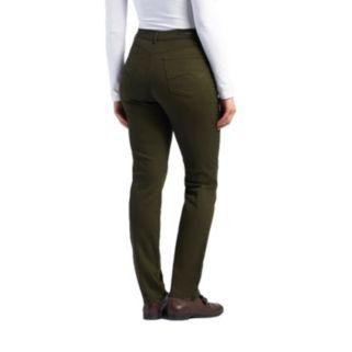 Petite Lee Vienna Comfort Fit Straight-Leg Pants