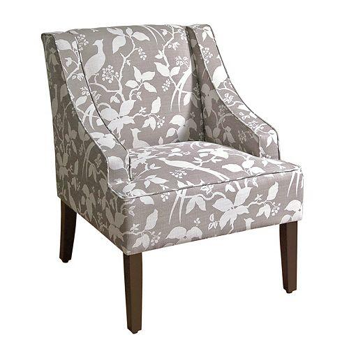 HomePop Emma Accent Chair
