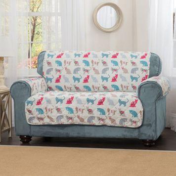 Innovative Textile Solutions Felix Loveseat Slipcover