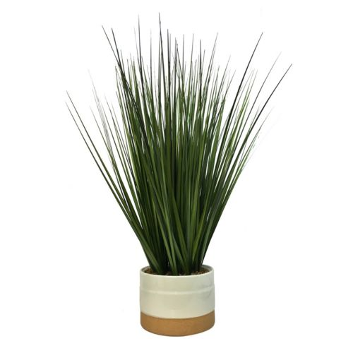 SONOMA Goods for Life™ 25-in. Artificial Grass Potted Plant