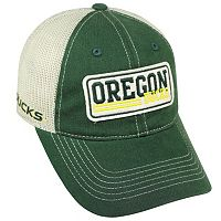 Adult Top of the World Oregon Ducks Patches Adjustable Cap