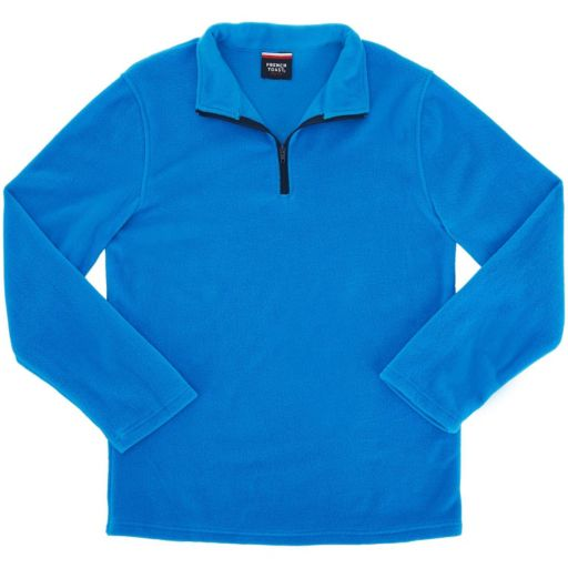 Boys 4-7 French Toast 1/4-Zip Fleece Pullover