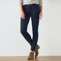 Women's SONOMA Goods for Life™ Corduroy Skinny Pants