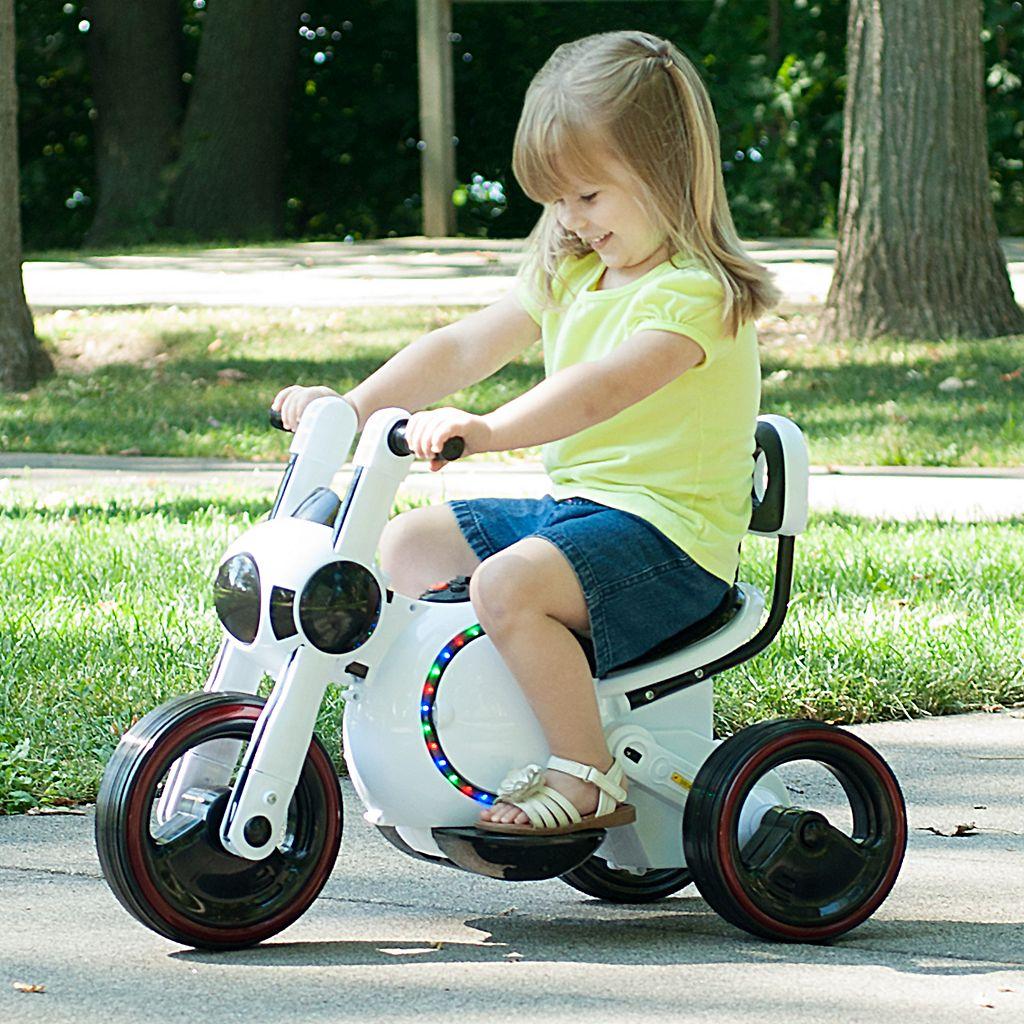 Lil' Rider Sleek LED Space Traveler Trike Ride-On