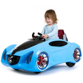 Lil' Rider Battery Operated Sports Car Ride-On
