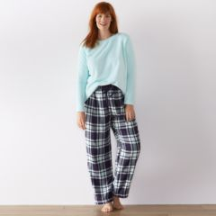 Plus Size SONOMA Goods for Life™ Pajamas: Cozy PJ Set