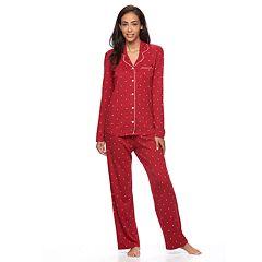 Red Christmas Sleepwear, Clothing | Kohl's