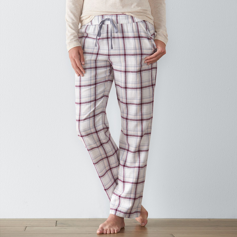 Womens SONOMA Goods for Life? Sleepy Sundays Flannel Pajama Pants
